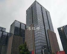 (出租)金融城精装办公室出租,466平20万一年,朝南,随