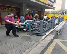 (出租)(房东直租)红庙北门桥交界处可餐饮抢手旺铺展示面好办公楼环绕