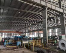 苏州张家港2800平独栋单层机械厂房出租