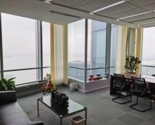 (出租)独墅湖月亮湾站 中新大厦510平 全湖景 豪华装修 拎包办公