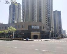 (出租)常州市 金坛区 拐角路口超大门商铺出租8米层高 小区体量大