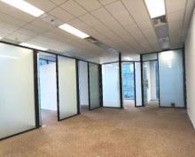 (出租)中海财富中心224平特价90含税,31格局,大玻璃采光好