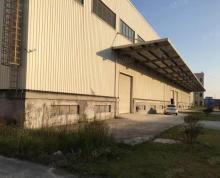 (出租)机场附近双边高台库,场地大,分租灵活,1000平起租