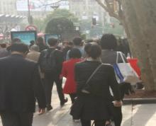 秦淮区淮海路商圈 沿街商铺出租 重餐饮业态不限 正规商铺