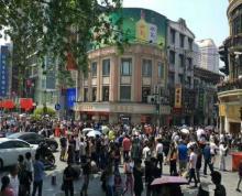 (出租)长江路沿街店铺双展示面可做重餐饮租金8500