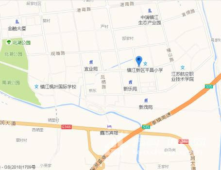 镇江新区平昌大厦写字楼出租