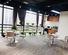 (出租)出租万达广场绿地新都会 300平豪华装修办公设施齐全提包办公