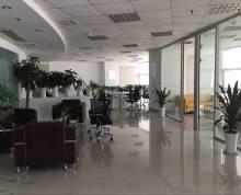 湖南路商圈苏宁银河国际 现房 实图 精装修40人办公