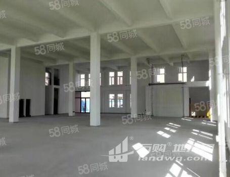 出售溧水开发区2000㎡全新50年产权独栋厂房,产证齐全,最低两成首付