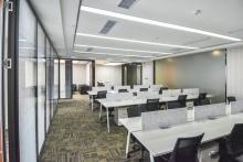 地铁口 北纬国际中心 豪华装修 双层玻璃隔断 环境高大上名企必选