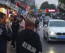 江宁大学城层高7米租金高唯一在卖可餐饮门面急售急售
