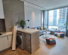 (出租)国金中心68平可办公可住一房一厅