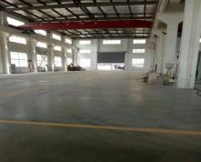 (出租) 出租新北汤庄工业园厂房2300平米车间带行车