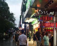 中央门临街旺铺出租 房型方正 业态不限 可餐饮 房东直租