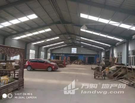 湖熟咸周路一楼单层厂房700平米层高5.5米