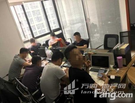 枫华广场 竹园路与金枫路交汇处 地铁口 双层写字楼 可注册 可办公