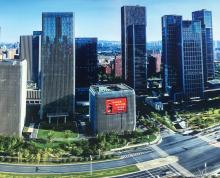 奥体CBD金融城 新装修 三向采光 超大前台 物业管理严谨
