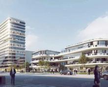 (出售)50年产权厂房写字楼出售 全新产业园区 可做隔层