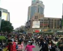 (转让)秦淮区仙鹤街与集庆路交叉口临街旺铺转让市口好人气旺抢手商铺