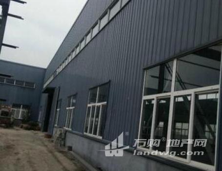(出租)开发区朝阳工业区标准钢结构带行车厂房出租