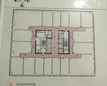 (出租)淮安万达中心3500平办公区招租,看房请联系