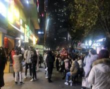 (出租)建邺万达沿街旺铺出租 围绕多栋写字楼 住宅区 适合餐饮 小吃