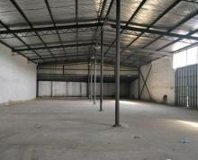 (出租) 天宁区青龙西路750方钢架结构厂房仓库出租