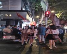 (出租)中央路与黑龙江路交叉口临街旺铺出租人气火爆市口好可餐饮