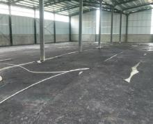 (出租)扎下1100平方单层钢结构厂房出租