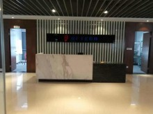 元通地铁口 南京国睿大厦精装带隔断 原上市公司租用 整层含税