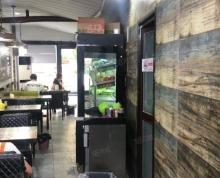 (出租)水佐岗60平餐饮旺铺转让 周边小区多 可小吃餐饮