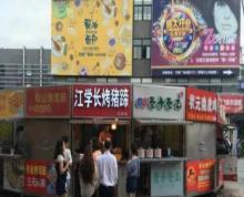 江宁文鼎广场临街出租商铺,刚空出来的中间位置,人流量密集 !