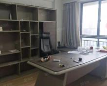 (出租)急租苏宁广场旁国际商务大厦80平,电梯口位置2万8一年带家具