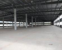 (出租)肥西独栋双层钢结构3456平一层2400平二层,可分两家出租