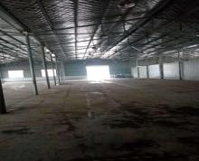(出租)锡北1000平米单跨厂房出租,价格便宜
