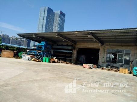 (独家)江宁区百家湖地铁站附近1000平米单层厂房