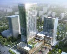 城东地标《中航科技城》豪华挑高大堂 名企荟萃成群