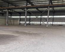 (出租)出租扬州高速南出口附近1100平方钢结构标准厂房仓库有行车