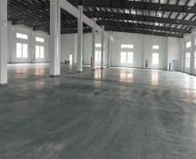 吴江太湖新城单层厂房出租面积10000可分割出租