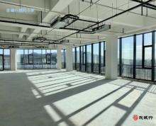 (出租)龙眠大道江宁大学城核心商业区天域互联科技双面采光精装可配家具