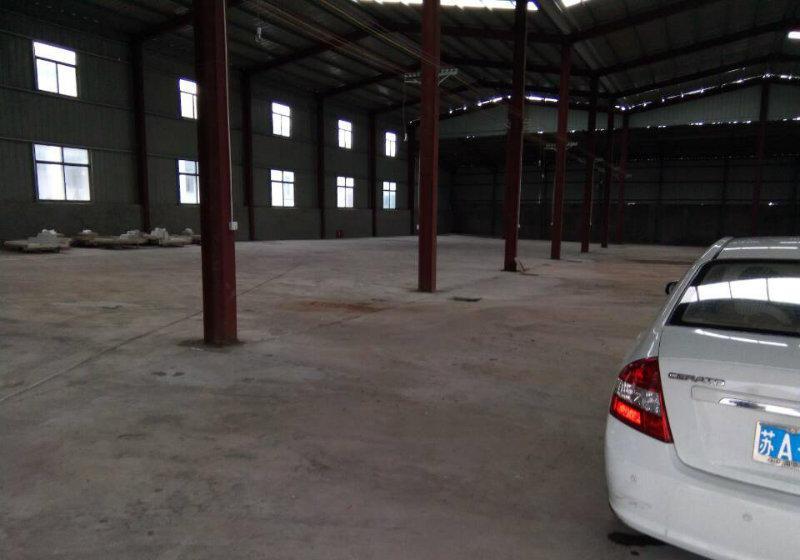 (出租)横溪靠近陶吴工业园附近3500平米单层厂房出租