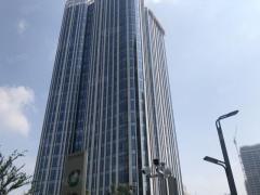 (出租)金融中心 万达旁 高端写字楼 仅有不多的小面积现房出租