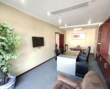 (出租)紫薇广场精装办公室出租,有隔断桌椅,拎包办公,随时看房