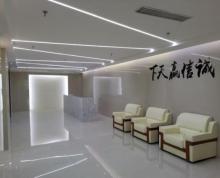 高新区地铁口 豪华装修江景写字楼带办公设备拎包入驻 免中介费