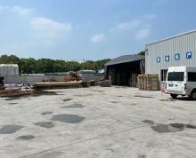 (出租)吴中城南1100平厂房,1500平空地,可装移动棚大车好进出