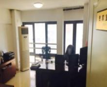 晓庄国际广场办公写字楼精装挑高96㎡可注册公司整租精装