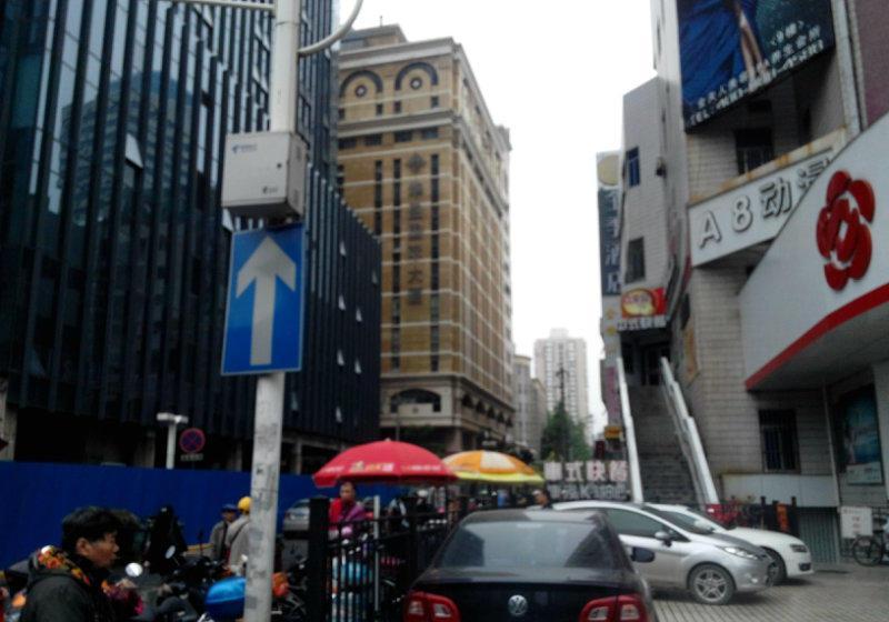 (出租) 延龄巷旺铺转让 在新街口与大行宫中间地段 十字路口