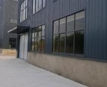 (出租)标准钢结构厂房,整体出租,可分租,可喷塑,有场地。