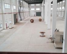 (出租)全新火车头式框架厂房,可做仓库可加航车