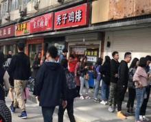 中央门黑龙江路临街门面出租 适合各种业态 另送60平方仓库